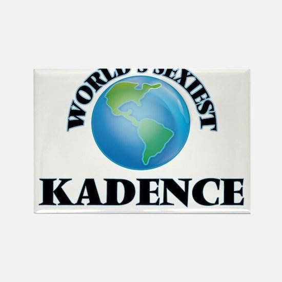 World's Sexiest Kadence Magnets