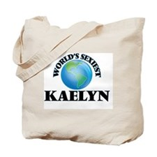 World's Sexiest Kaelyn Tote Bag