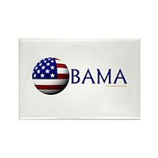 Obama Rectangle Magnet (100 pack)