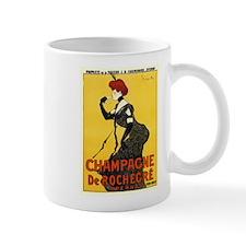 Champagne de Rochegre; Vintage Art Mugs