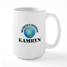 World's Sexiest Kamryn Mugs