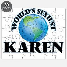 World's Sexiest Karen Puzzle
