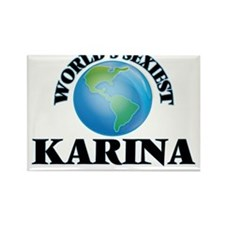 World's Sexiest Karina Magnets