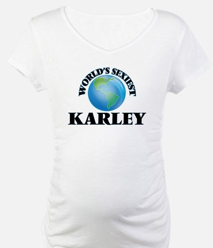World's Sexiest Karley Shirt
