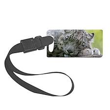Leopard008 Luggage Tag