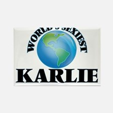 World's Sexiest Karlie Magnets
