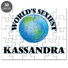 World's Sexiest Kassandra Puzzle