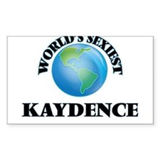 World's Sexiest Kaydence Decal