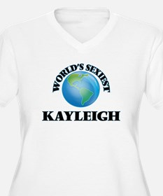 World's Sexiest Kayleigh Plus Size T-Shirt