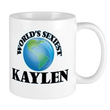 World's Sexiest Kaylen Mugs