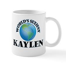 World's Sexiest Kaylen Mugs