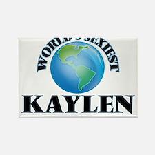 World's Sexiest Kaylen Magnets