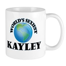 World's Sexiest Kayley Mugs