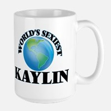 World's Sexiest Kaylin Mugs