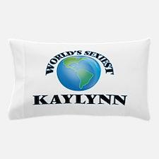 World's Sexiest Kaylynn Pillow Case