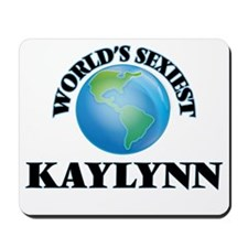 World's Sexiest Kaylynn Mousepad