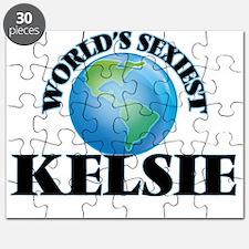 World's Sexiest Kelsie Puzzle