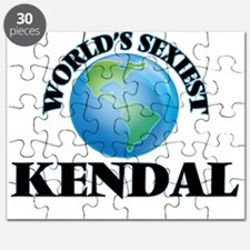 World's Sexiest Kendal Puzzle
