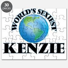 World's Sexiest Kenzie Puzzle