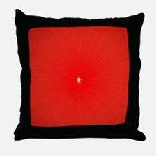 Visionary Art for Mindfulness Throw Pillow