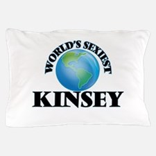 World's Sexiest Kinsey Pillow Case