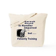 Pharaoh Hound Agility Tote Bag