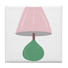Table Lamp Tile Coaster