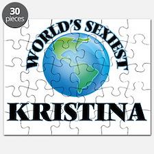 World's Sexiest Kristina Puzzle