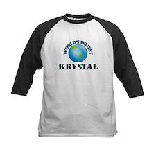 World's Sexiest Krystal Baseball Jersey