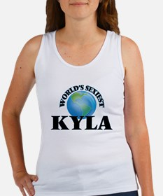 World's Sexiest Kyla Tank Top
