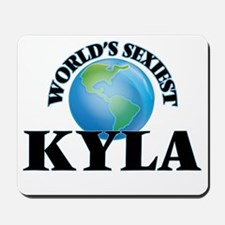 World's Sexiest Kyla Mousepad