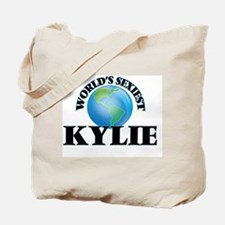 World's Sexiest Kylie Tote Bag