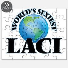 World's Sexiest Laci Puzzle