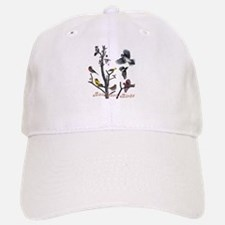 Backyard Birds Baseball Baseball Cap