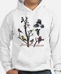 Backyard Birds Hoodie Sweatshirt