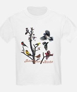 Backyard Birds T-Shirt