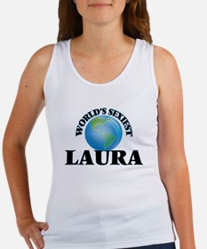 World's Sexiest Laura Tank Top