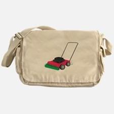 Lawn Mower Messenger Bag