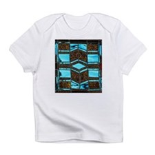 Aqua & Umber Infant T-Shirt