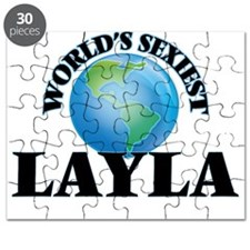 World's Sexiest Layla Puzzle