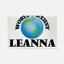 World's Sexiest Leanna Magnets
