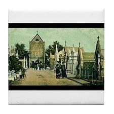 St. Roch Tile Coaster