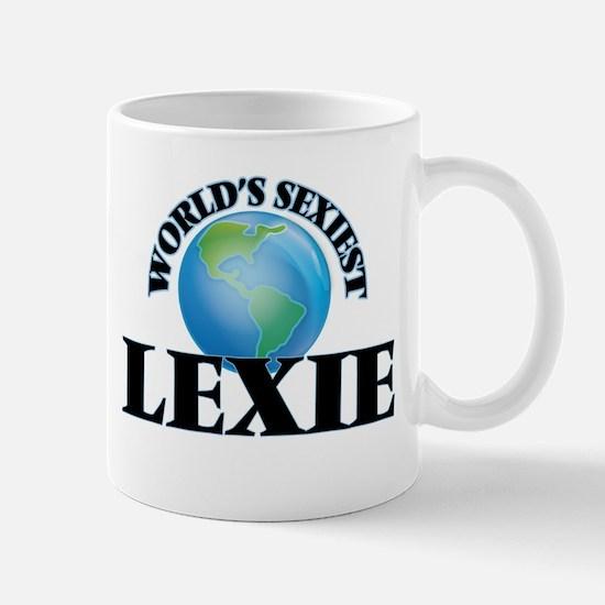 World's Sexiest Lexie Mugs