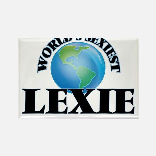 World's Sexiest Lexie Magnets