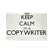Keep calm I'm a Copywriter Magnets