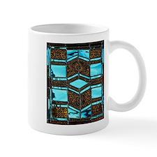 Aqua & Umber Mugs