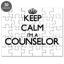 Keep calm I'm a Counselor Puzzle
