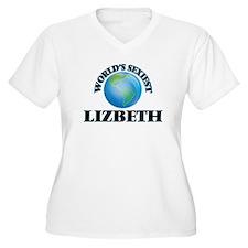 World's Sexiest Lizbeth Plus Size T-Shirt