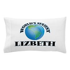 World's Sexiest Lizbeth Pillow Case