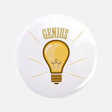 """Genius 3.5"""" Button"""